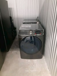 Dryer and washer set