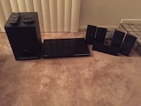 Blu-ray Home Theater (Surround Sound) System Lancaster, 93534