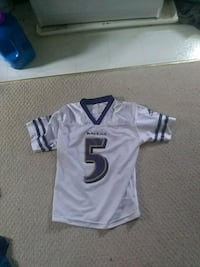 Baltimore Ravens jersey size medium 10/12 kids Hedgesville, 25427