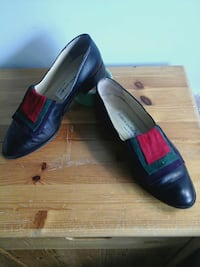 Italian made all leather size 9 Stirling