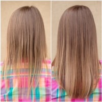 hair extension services Pittsburgh, 15237