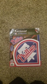 Phillies fathead wall stickers