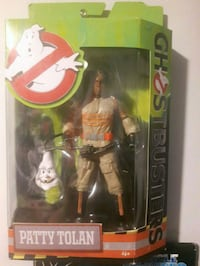PATTY TOLAN ACTION FIGURE GHOST BUSTERS Surrey, V3R 1W2