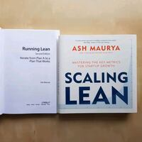 Running lean & Scaling lean by Ash Maurya Vancouver, V6H 1S2