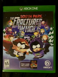 South Park The Fractured but whole  Enon, 45323