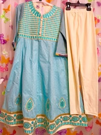 2piece girl dress