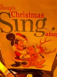 Christmas sing along book for little children Brampton, L6S