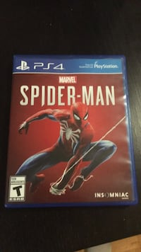 Ps4 spider man game  Toronto, M2K 1E7