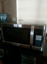 stainless steel microwave oven; black microwave oven Tucson, 85756
