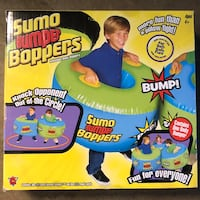 Sumo Bumper Boppers *NEW*