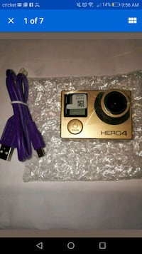 New out of the box: Never used Gopro Hero 4 BLACK  Hayward