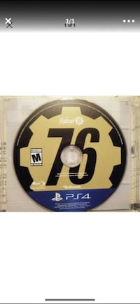 PlayStation 4 - fall out 5 Anaheim, 92808