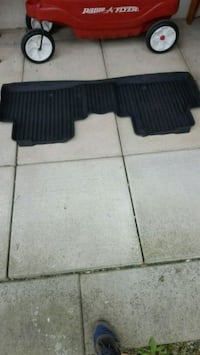 black and gray car mats Toronto, M4C 3M2