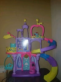 pink and purple plastic doll house Palm Desert, 92260