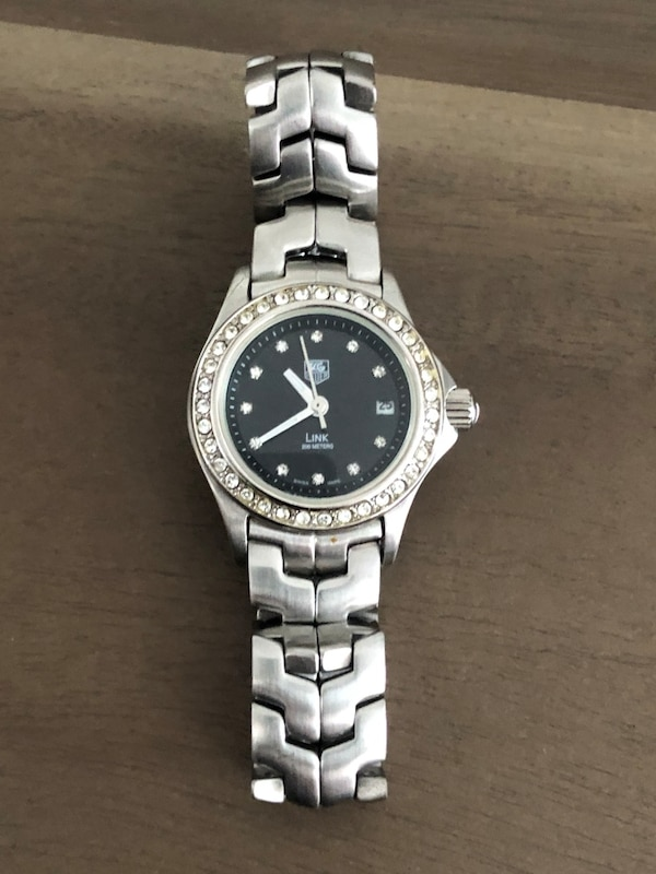 """""""TAG"""" WOMENS LINK WATCH"""