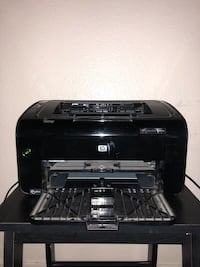 Black hp multi-function printer Las Vegas, 89108
