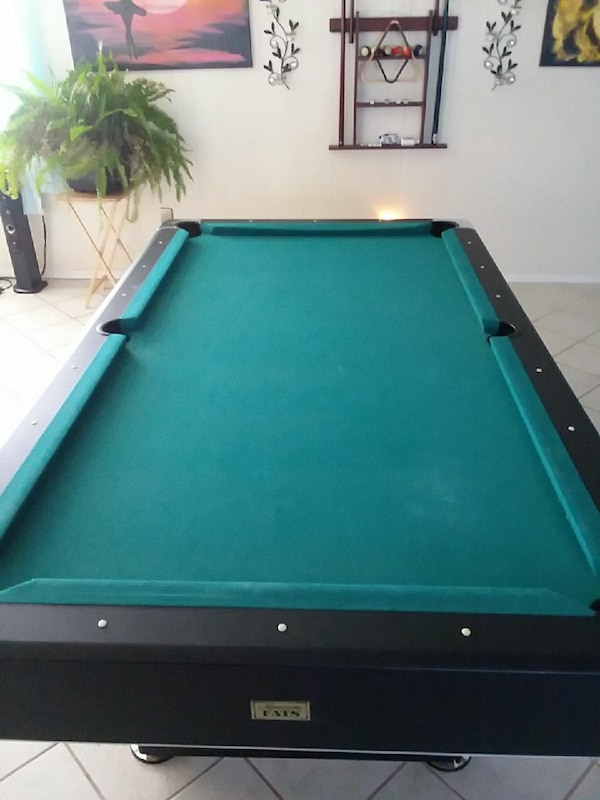 Used Minnesota Fats Pool Table For Sale In El Paso Letgo - Fats pool table