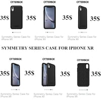iPhone XR SYMMETRY OTTERBOX  $35  Montréal