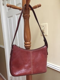 """New-Handbag 100% leather by """"Fossil"""""""