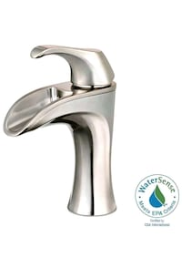 New Pfister Brea Waterfall Bathroom Faucet Fontana, 92335