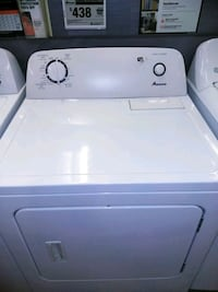 white front-load clothes dryer Prince George's County, 20746