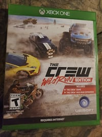 The crew wild run for Xbox one New Castle, 19720