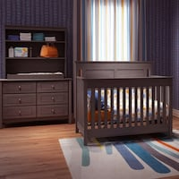 Baby bed convertible