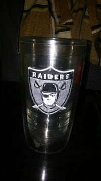 Oakland Raiders tumbler