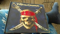 Disney Pirates of the Caribbean poster Charter Township of Clinton, 48036