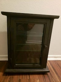 Small black cabinet/ night stand Los Angeles, 90061
