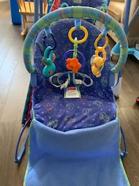 Fisherprice mobile swing & link a doos