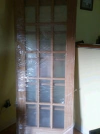 Solid Wooden french doors! Very heavy!  Toronto, M9W 2N7