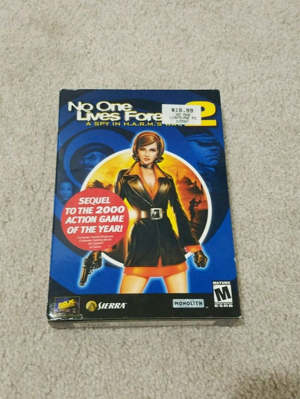 No One Lives Forever 2 PC
