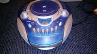 CD player with AM/FM radio and cassette recording Hagerstown, 21740