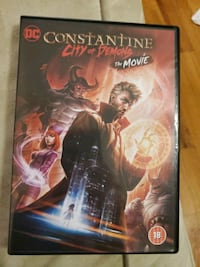 Constatine City of Demons The Movie