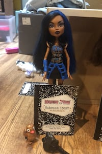 RARE MONSTER HIGH DOLL Orangeville, L9W 1G8