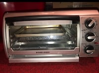 Black & Decker Toaster Oven - new - used twice Plainview, 11803