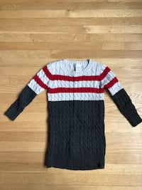 JOE FRESH long sweater 克萊爾岬, H9R 1H5