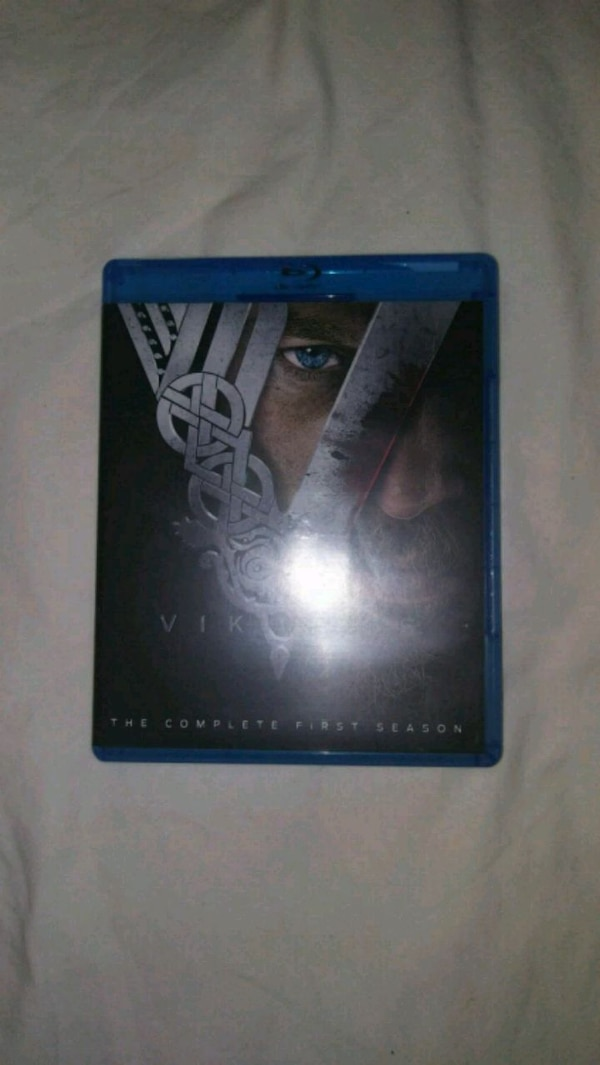 Vikings season 1 Blu ray
