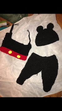 Crochet Mickey Mouse set Linthicum Heights, 21090