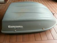 Gray Explorer roof top cargo carrier .. Mississauga, L4W 1S4
