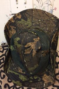 Camouflage Hunting Hat Terry, 39170