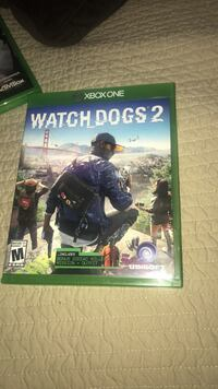 Watch dogs 2 xbox one game  Alexandria, 22312