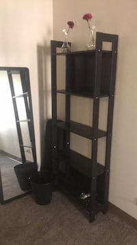 Package of mirror + bookcase+ violin Edmonton, T6G 2L7