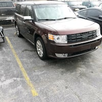 2010 Ford Flex Limited FWD Norman