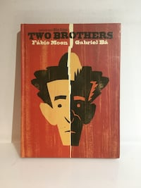 Two Brothers graphic novel Mississauga, L5C