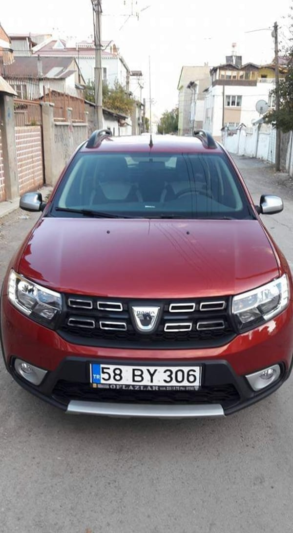 2017 Dacia Sandero STEPWAY TURBO 90 BG EU6 EASY-R 2
