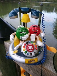 M&Ms Red Green M&M Animated Telephone  Montgomery Village, 20886