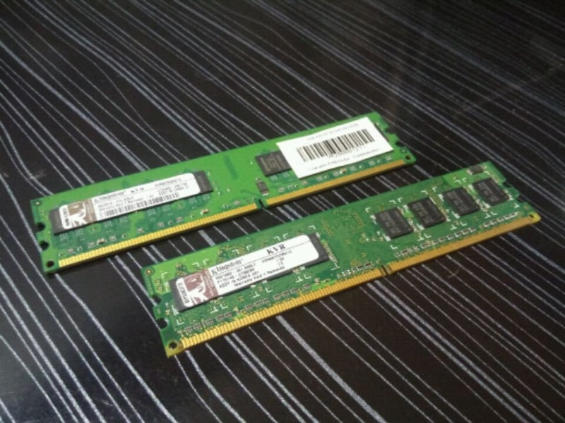 Kingston 1Gb DDR2 Ram 8d445d74-de4d-40af-b10d-9b7925c658a6