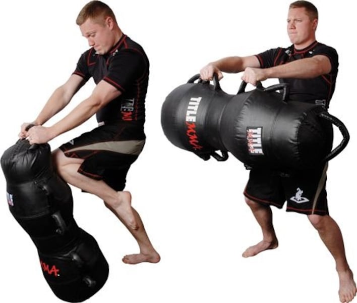 Ground And Pound Punching Bag
